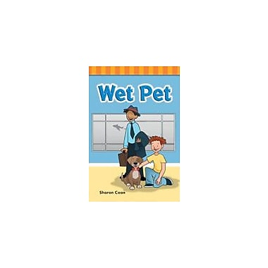Shell Education Wet Pet Workbook, Kindergarten - Grade 1 [eBook]