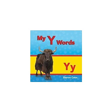 Shell Education My Y Words Workbook, Kindergarten - Grade 1 [eBook]