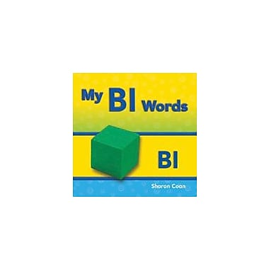Shell Education My Bl Words Workbook, Kindergarten - Grade 1 [eBook]