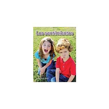 Shell Education Los Sentimientos (Feelings) Workbook, Kindergarten - Grade 1 [eBook]