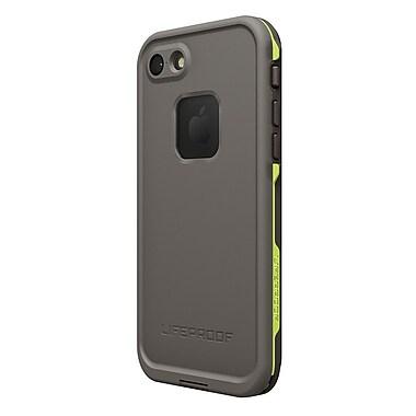LifeProof - Étui Fre pour iPhone 7, Second Wind, gris/lime (7753987)