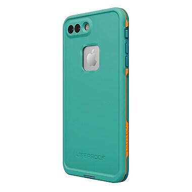 LifeProof - Étui Fre pour iPhone 7 Plus, Sunset Bay, bleu/sarcelle (7753998)