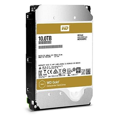WD – Disque dur interne WD Gold Datacentre, 10 To, SATA, 6 Gbit/s, 3,5 po (WD101KRYZ)