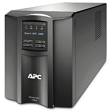 APC® Smart-UPS Battery Backup (SMT1000i)