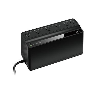 APC® – Système d'ASI Back-UPS™ 450VA, 6 prises (BN450M-CA)
