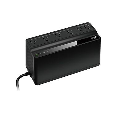 APC® Back-UPS™ 450VA Battery Backup, 6 Outlet (BN450M-CA)