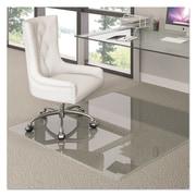 Deflecto Premium Glass Chair Mat, 36 X 46, Clear