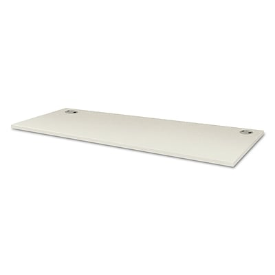 HON® Voi® Rectangular Worksurface, 60w X 24d, Harvest