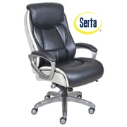 Serta at Home Tranquility Executive Chair; Black