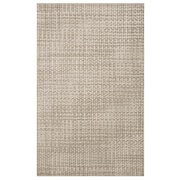 Bayou Breeze Jodie Hand-Woven Natural Area Rug; 4' x 6'