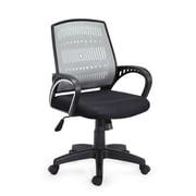 Ebern Designs Barnette Mesh Desk Chair; Grey
