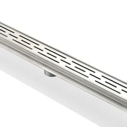 Kube Bath Linear 27.5'' Grid Shower Drain