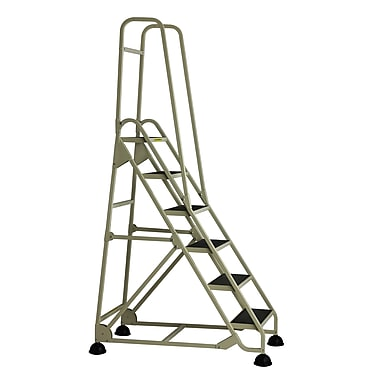 Cramer Stop & Step Ladder, 6-Step, 59-3/4