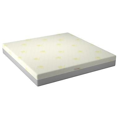 CorLiving – Matelas très grand lit en mousse mémoire 10 po SGH-616-K de luxe