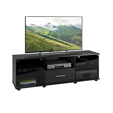 CorLiving TFB-204-B Fernbrook TV Stand for TVs up to 70