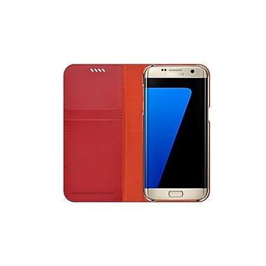 Slim Diary Galaxy S6 Case, Red