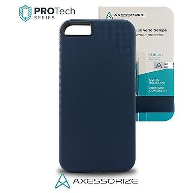 ProTech – IP6S, bleu + verre trempé, qualité militaire