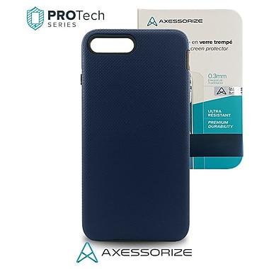 ProTech – IP7 Plus, bleu + verre trempé, qualité militaire