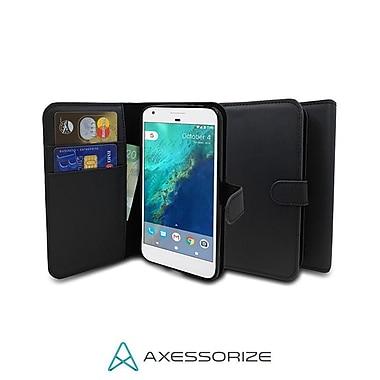Axessorize Folio Alcatel Pixi 4 Case, Black
