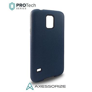 ProTech – Étui pour Galaxy S5, bleu, qualité militaire