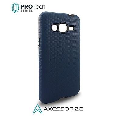 ProTech – Étui pour Samsung J3, bleu, qualité militaire