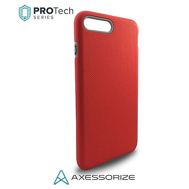 Axessorize PROTech iPhone 8/7 Plus Case, Pink (IP7PR1001)