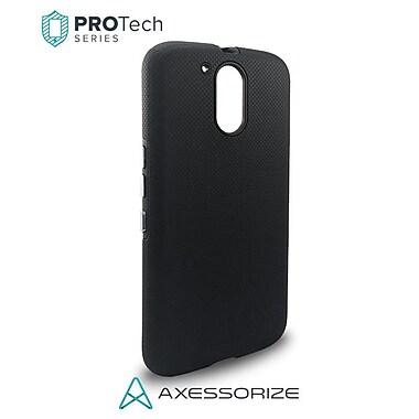 ProTech – Étui pour Moto G4 Plus, noir, qualité militaire