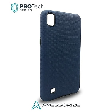 Protech LG X Power Case, Blue, Military Grade
