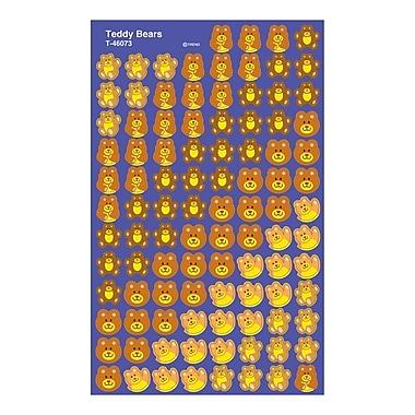 Trend Enterprises® SuperShapes Stickers, Teddy Bears
