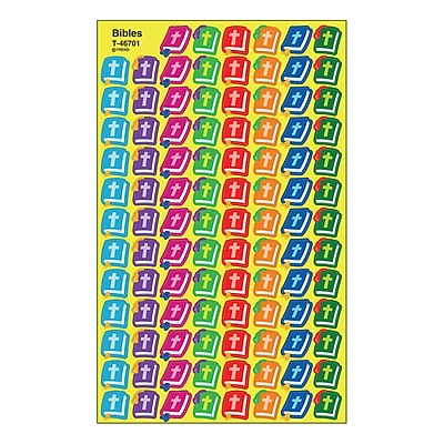 Trend® superShapes Stickers, Bibles