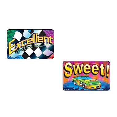 Trend Enterprises® Applause Stickers, Racing To Success