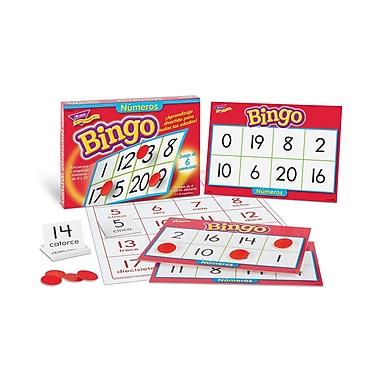 Trend Enterprises® Bingo Game, Spanish Numbers