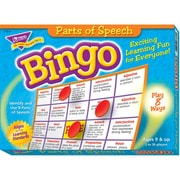 Trend Enterprises® Parts of Speech Bingo Game, Grades 3rd - 9th