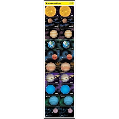 Trend Enterprises® Applause Stickers, Planets and Sun