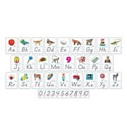 Trend Enterprises® Bulletin Board Set, Photo Alphabet Modern Manuscript