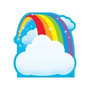 "Trend Enterprises® 5"" x 5"" Note Pad, Rainbow"