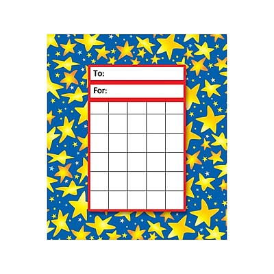 Trend Incentive Pads, Star Brights