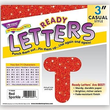 Trend Enterprises Ready Uppercase Letter, 3