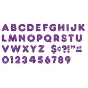 "Trend Enterprises® Ready Uppercase Letter, 3"", Purple"