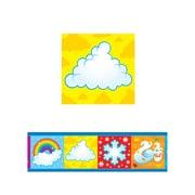 Trend Enterprises® pre-kindergarten - 5th Grades Bolder Border, Weather