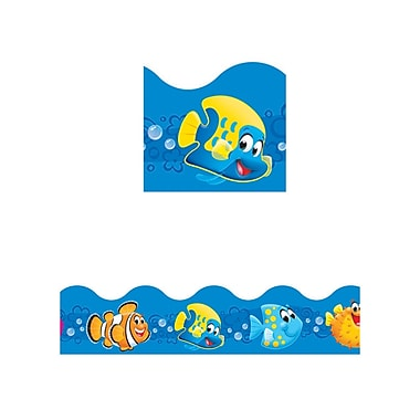 Trend Enterprises Terrific Trimmer, Sea Buddies, 12/Pack