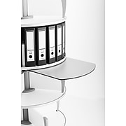 Moll® Pull Out Shelf for Deluxe Binder & File Carousel Shelving (CLPS)