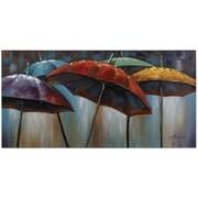 "Yosemite ""Umbrellas"" Canvas Art"