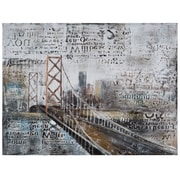 "Yosemite ""Across The Bridge"" Canvas Art"