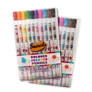 Scentco Inc., Colored Pencils bundle of 2, 10-packs (BNDL2X10T40)