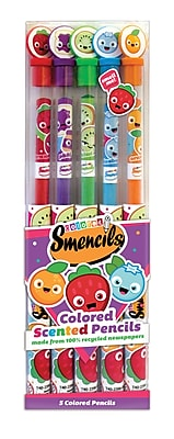 Scentco Inc, Bundle of 2, 5-pack colored smencils