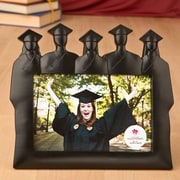 FashionCraft Graduation Silhouette Group Picture Frame