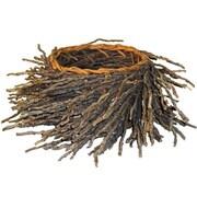Craftware Twig Pot Planter