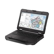 """Refurbished Dell 5414 14"""" LCD Intel Core i5-6300U 256GB 8GB Microsoft Windows 10 Professional Laptop Black"""
