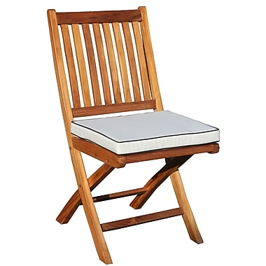 ChicTeak Santa Barbara Outdoor Dining Chair Cushion